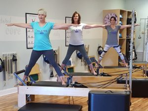 Quality Pilates Training Image Gulf Breeze